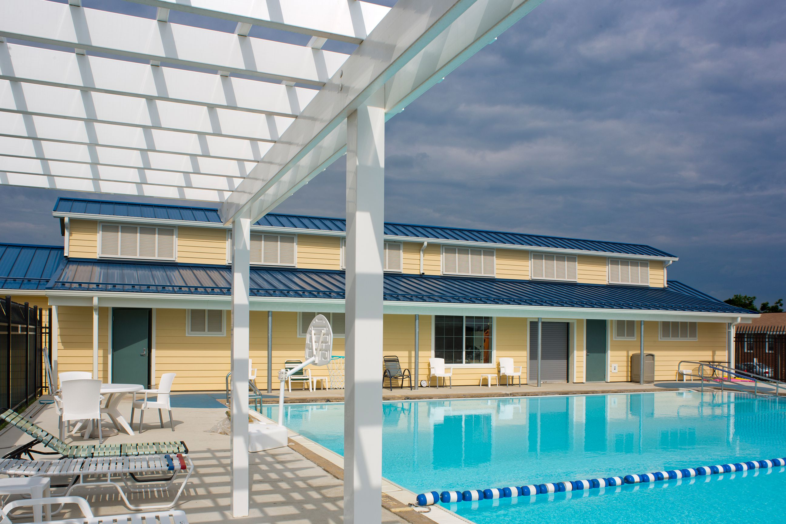 Vamc Martinsburg Pool House Saaarchitects