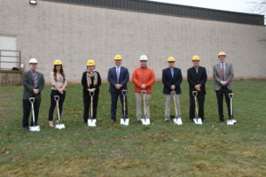 S&T-Anstadt Communications Groundbreaking-York