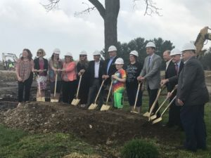 TrueNorth Groundbreaking Ceremony