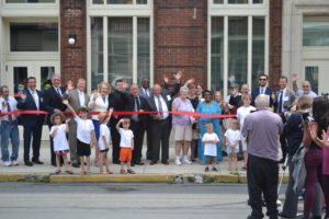 Lykens Apartments Ribbon Cutting Ceremony