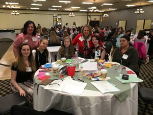 Junior Achievement Young Women's Symposium